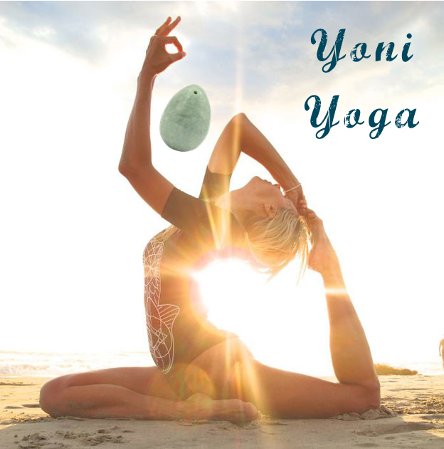 Yoni Yoga Sequence With A Yoni Egg