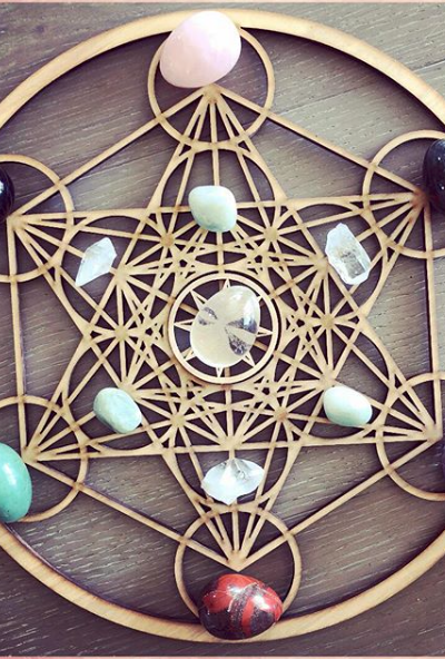 Extending Power Through Crystal Grids